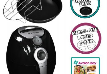 Avalon Bay AB Airfryer100b Airfryer Review