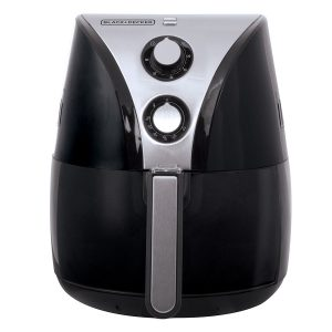 Black Decker Hf110sbd 2 Liter Oil Free Air Fryer