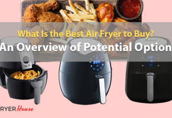 What Is the Best Air Fryer to Buy? An Overview of Potential Options