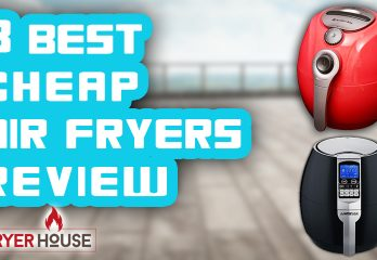 8 Best Cheap Air Fryers Review in 2020 | Get the Right Model for You