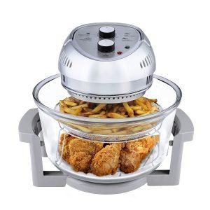 Big Boss 1300-watt Oil-less Air Fryer, 16-Quart