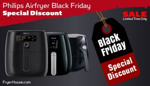 Philips Airfryer Black Friday
