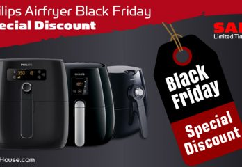 Philips Airfryer Black Friday – Get Special Discount on AMAZON – Fryer House