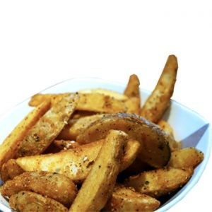 Potato Wedges with Herbs and Spices