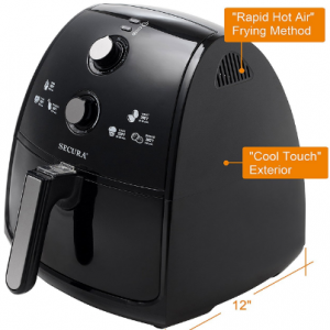 Secura Electric Hot Air Fryer