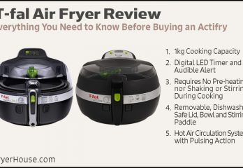 5 Best T-fal Air Fryer To Buy in 2020 | Get the Right Model