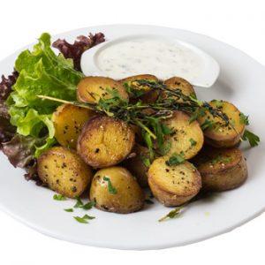 Versatile Roasted Potato and Cauliflower
