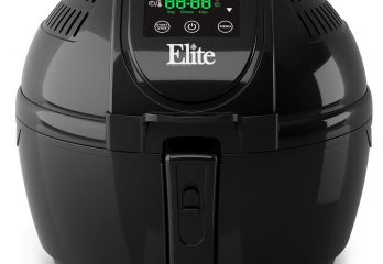 Elite Platinum EAF-1506D Air Fryer Review – Fryer House
