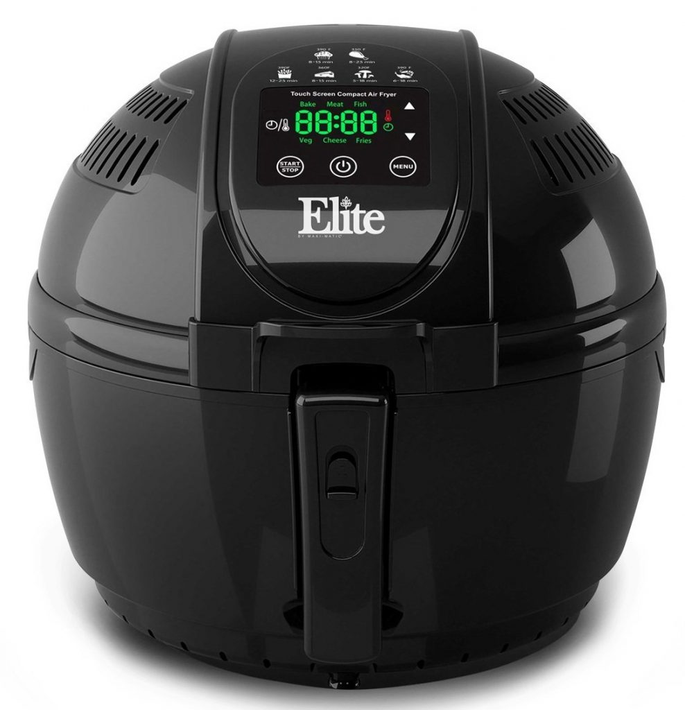 Elite Platinum EAF-1506D Air Fryer Review