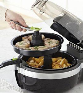 Healthier Way of Frying