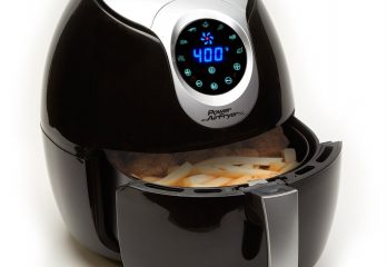 Go Big and Eat More: The Power Air Fryer XL 5.3 Review – Fryer House