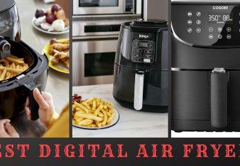 Top 10 Best Digital Air Fryer To Buy in 2020
