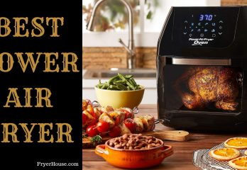 5 Best Power Air Fryer XL Reviews 2020 | Our Top Picks Will Surprise You