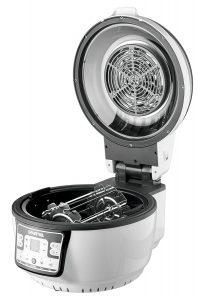 Gourmia GTA-2500 Electric Digital Air Fryer
