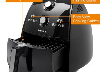 Secura Air Fryer Review: Best Budget Air Fryer in the Market – Fryer House