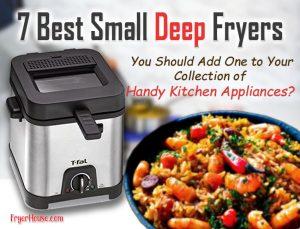 Best Small Deep Fryers