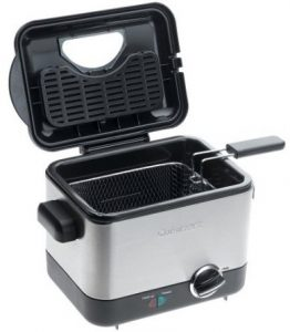 Cuisinart CDF-100 Compact Deep Fryer..