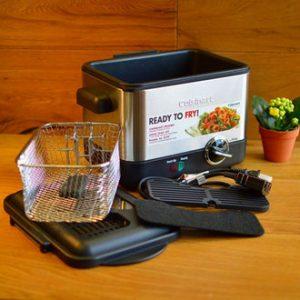 Cuisinart CDF-100 Compact Deep Fryers