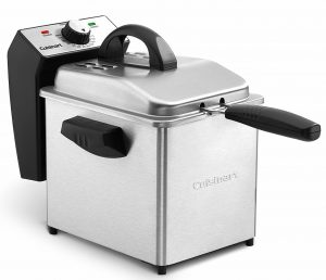 Cuisinart CDF-130 Compact Deep Fryer Review