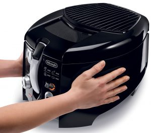DeLonghi D28313UXBK Roto Deep Fryers Review