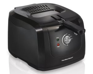 Hamilton Beach 35021 Electric Deep Fryer Review