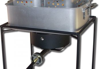 King Kooker 1618 Deep Fryer Review – Crunchy Snacks for Everyone!