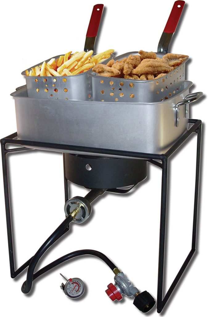 King Kooker 1618 Deep Fryer Review