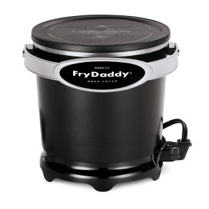 Presto 05420 FryDaddy Electric Deep Fryer Review