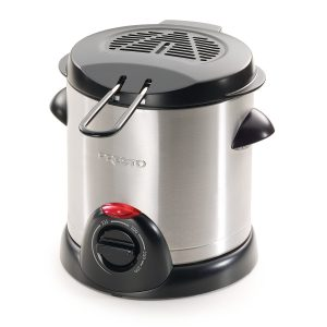 Presto 05470 Stainless Steel Electric Deep Fryer Review