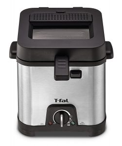 T fal FF492D Stainless Steel Mini Deep Fryer Review