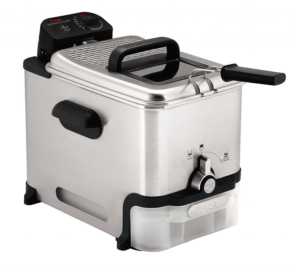 T-fal FR8000 Deep Fryer Review