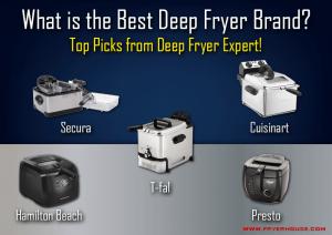 Best Deep Fryer Brands