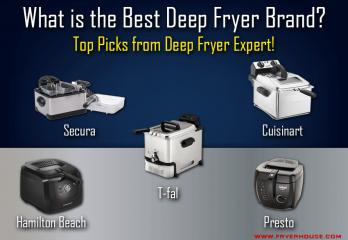 10 Best Deep Fryer Brands 2019 | Our Top Picks Will Surprise You