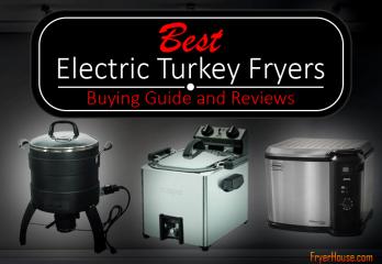 5 Best Electric Turkey Fryers To Buy in 2019