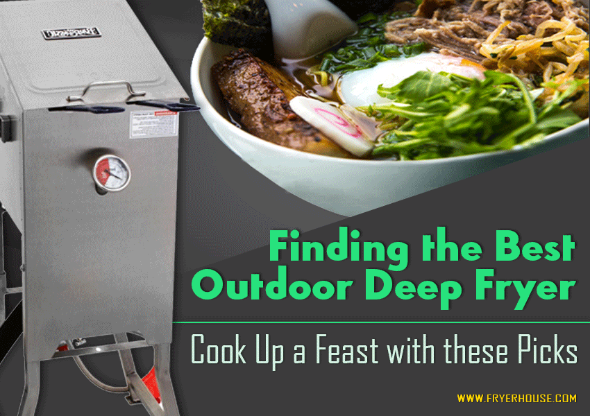 Best Outdoor Deep Fryer Reviews