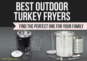 Best Outdoor Turkey Fryers Review