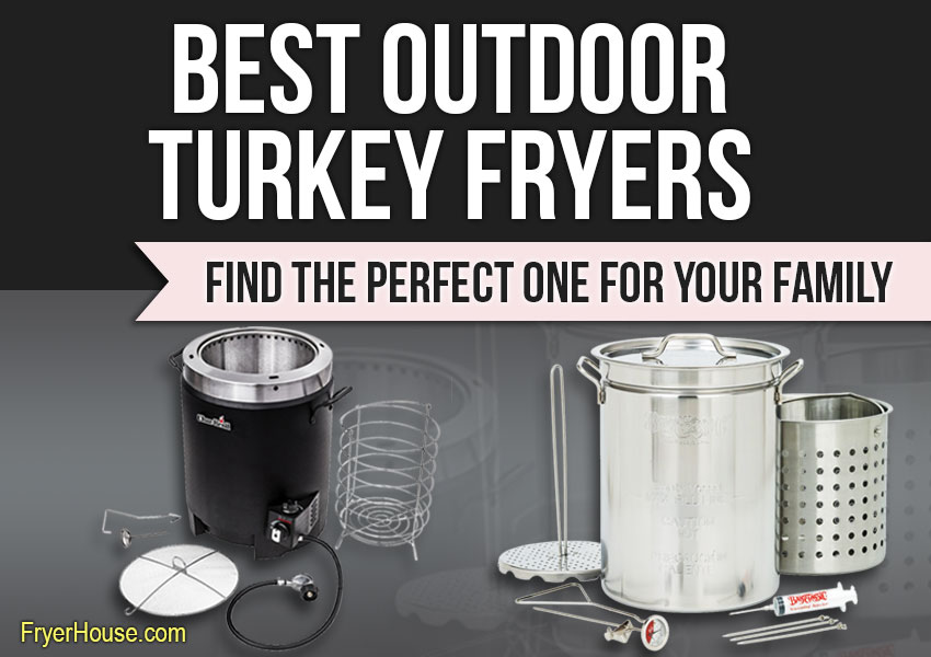 Best Outdoor Turkey Fryers Review