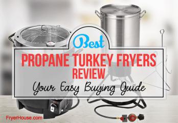 6 Best Propane Turkey Fryers Review 2020 | Top Picks