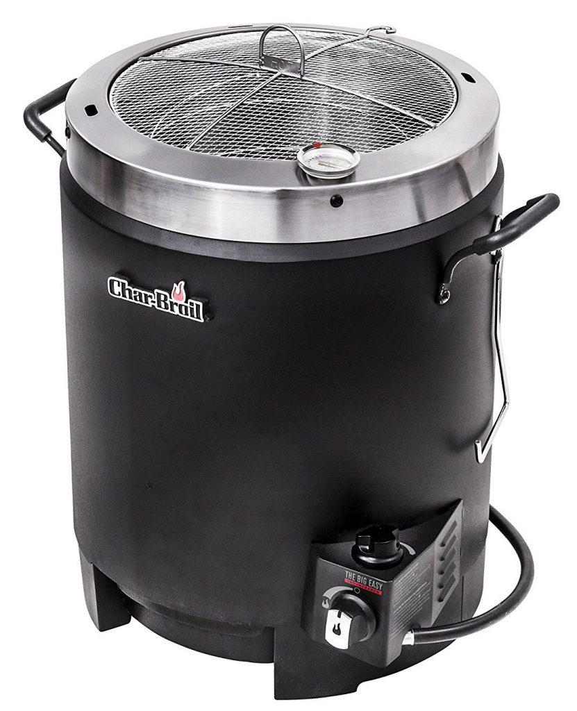Char-Broil Big Easy Oil Less Propane Turkey Fryer Review