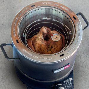 Char-Broil Infrared oil-less Turkey Fryer