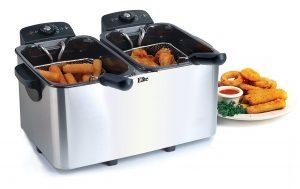 Elite Platinum EDF-4080 Maxi-Matic 8 Quart Deep Fryer Review