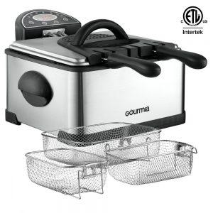 Gourmia GDF500 Compact Electric Deep Fryer Review