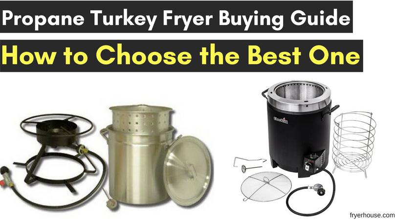 How to Choose the Best Propane Turkey Fryer
