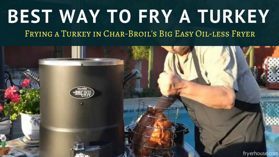 How to Cook with Oil-less Turkey Fryer