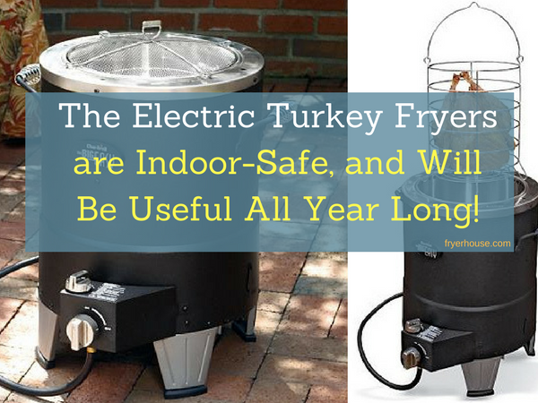 How to Use Electric Turkey Fryer
