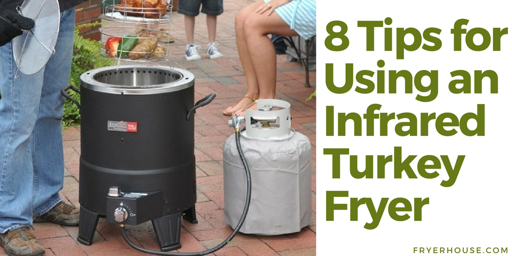 How to Use The Char-Broil Infrared Turkey Fryer