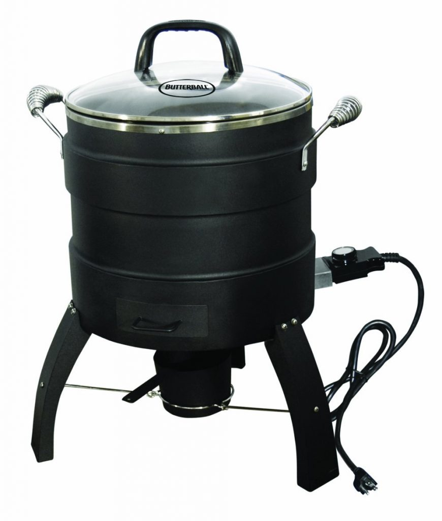 Masterbuilt 20100809 Butterball Oil Free Electric Turkey Fryer Review