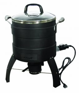 Masterbuilt 20100809 Outdoor Turkey Fryer Review