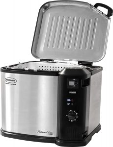 Masterbuilt 23011114 Butterball Indoor Electric Turkey Fryer