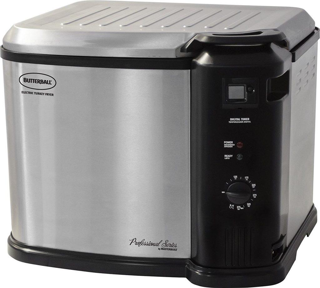 Masterbuilt 23011114 Butterball Indoor Electric Turkey Fryer Review